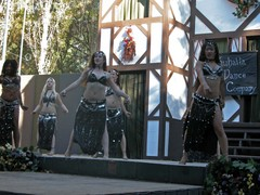 Suhaila Dance Company at Renaissance Faire